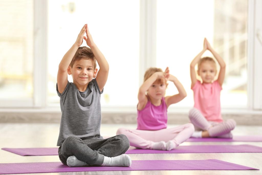 Ketahui Manfaat Yoga bagi Anak-anak