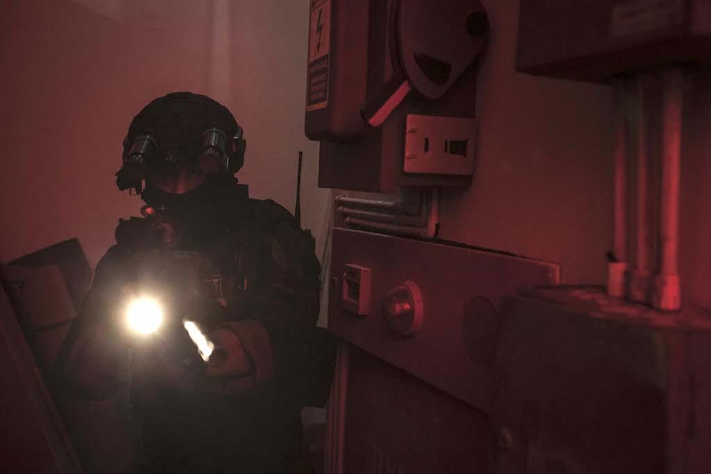 Cuplikan Menegangkan dari Film