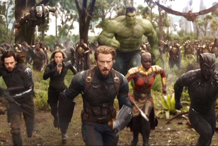 Avengers Infinity War Tembus Pemasukan Rp27,8 Triliun