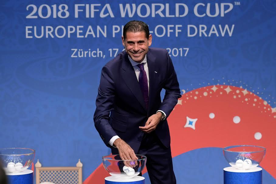 Hierro Menukangi Timnas Spanyol di Piala Dunia 2018