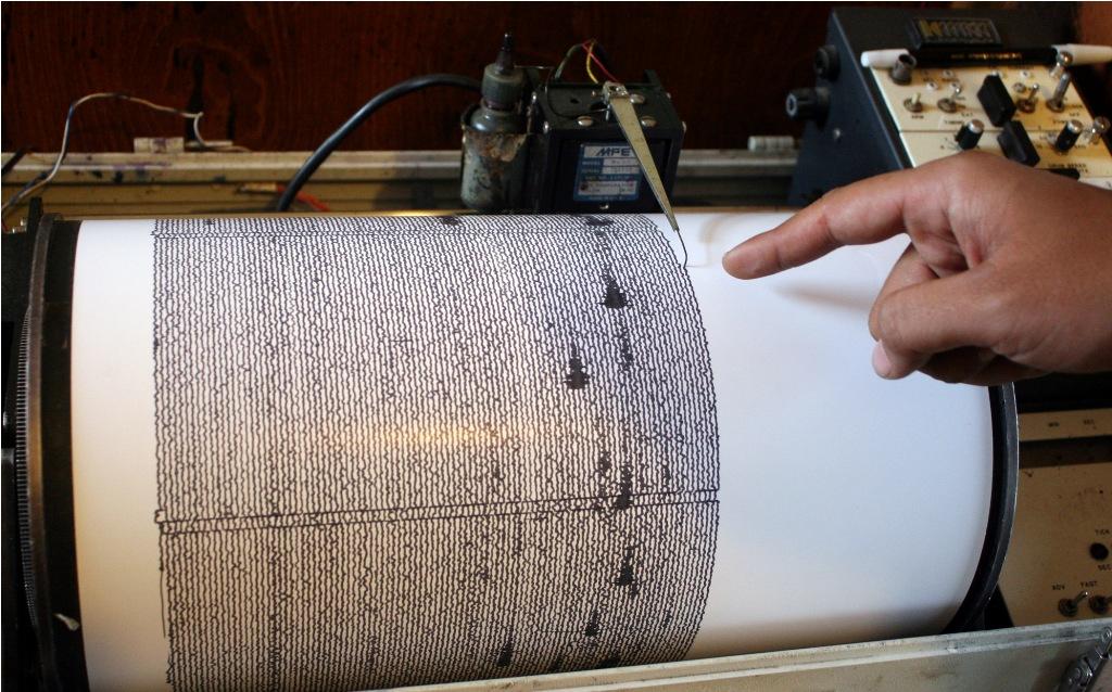 Gempa 3,8 SR Guncang Lombok Utara