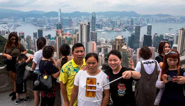 Kota baru Hong Kong untuk pensiuan & milenial