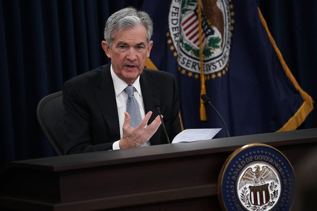 The Fed Naikkan Suku Bunga Keduanya Tahun Ini