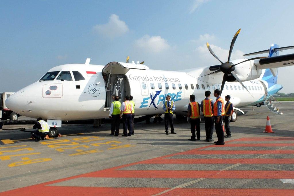 Manajemen Garuda Sayangkan Rencana Mogok APG dan Sekarga