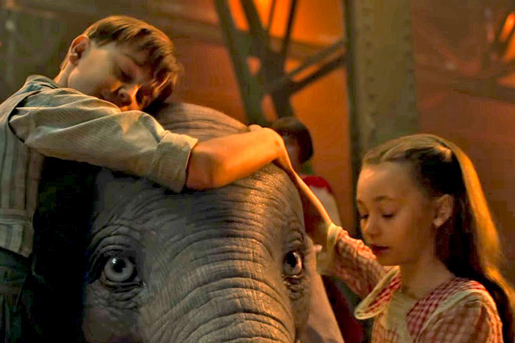 Dumbo, Film Fantasi Terbaru Tim Burton