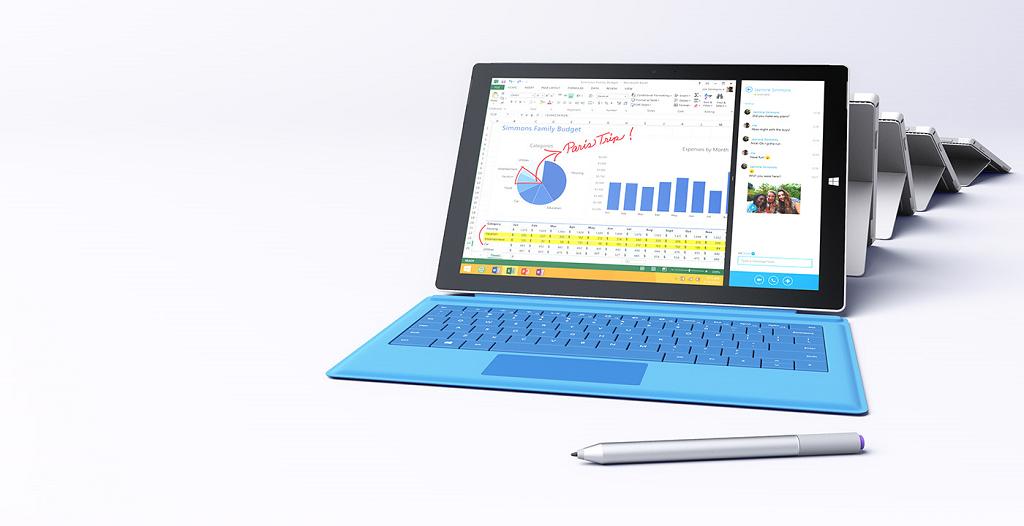 Microsoft Rombak Desain Surface Pro 6?