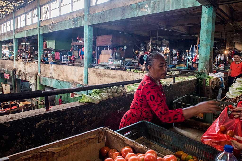 Pemkot Minta Pasar Tradisional Tetap Buka Selama Lebaran