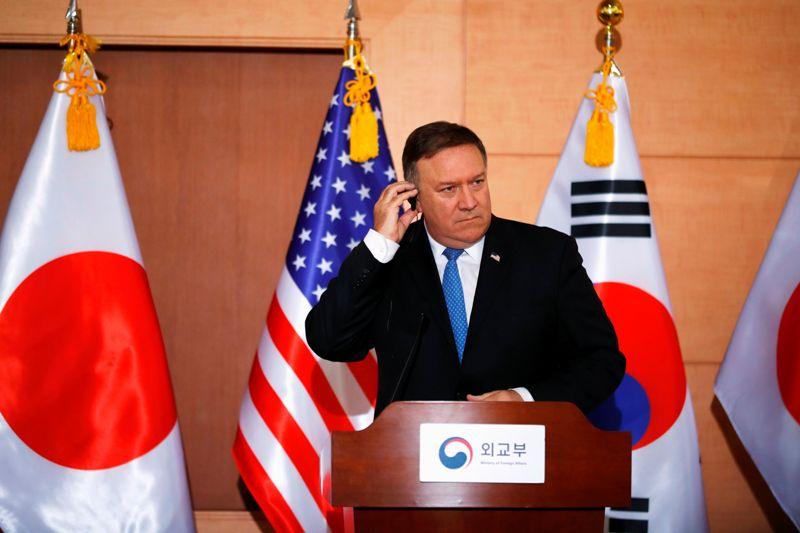 Menlu AS Tegaskan Sanksi Korut Dicabut Usai Denuklirisasi