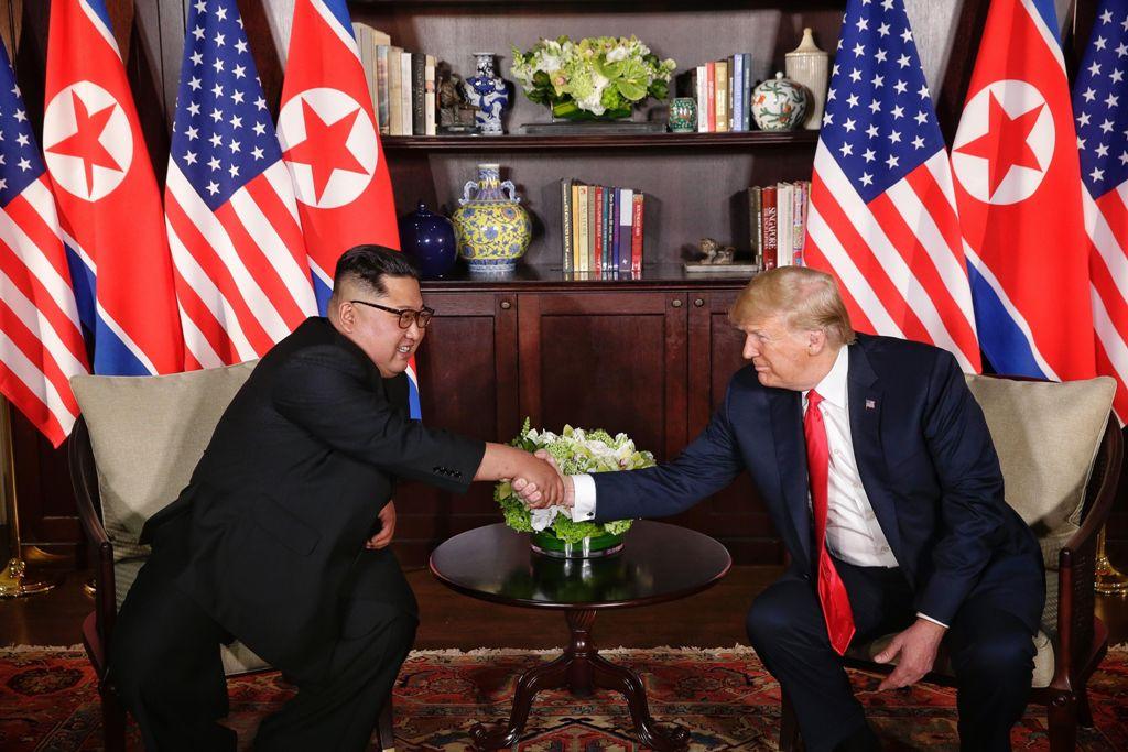 Pertemuan Trump-Kim Positif, Ekonomi Global Diprediksi Membaik