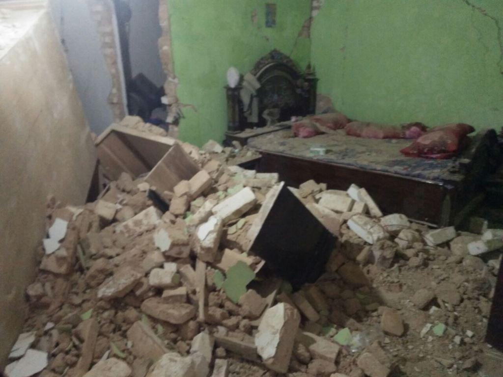 6 Orang Terluka Akibat Gempa di Sumenep
