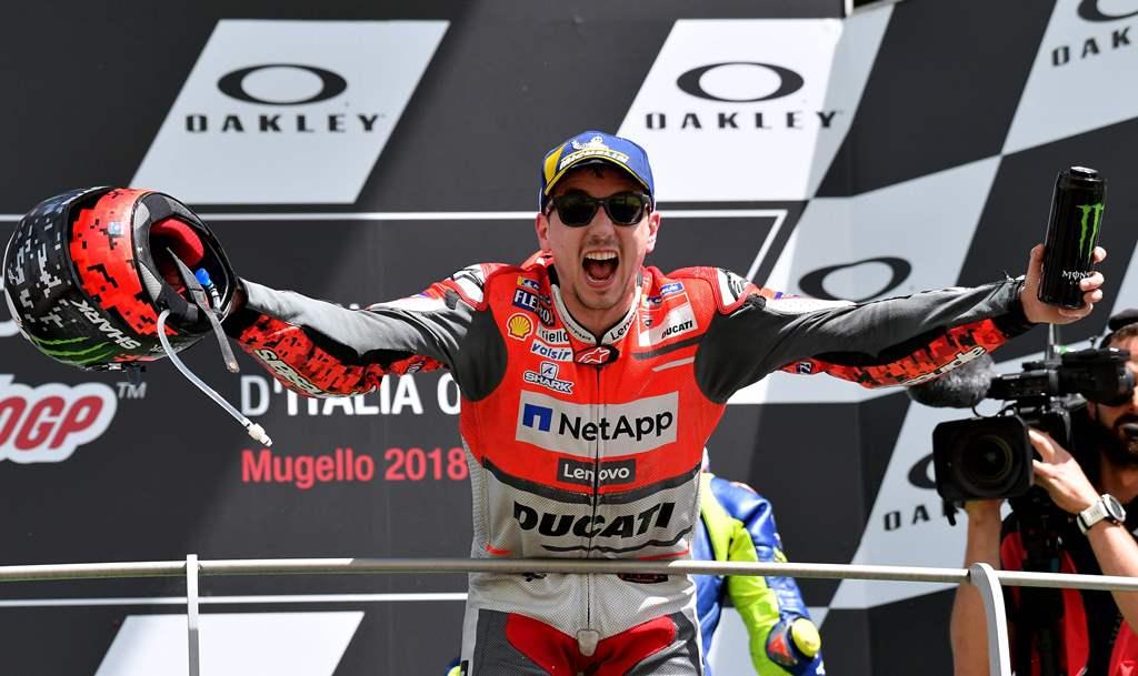 Lorenzo Janjikan Musim Terakhir yang Indah Bersama Ducati