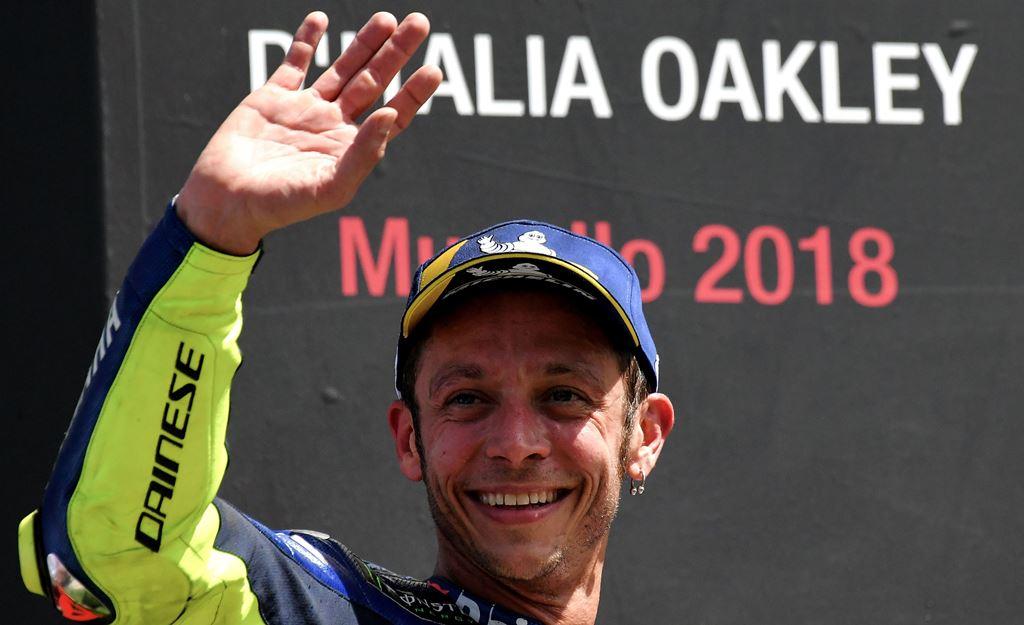 Rasa Percaya Diri Rossi jelang MotoGP Catalunya