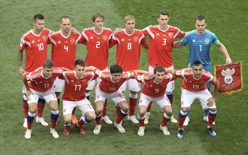 Fakta Menarik di Balik Kemenangan Rusia di Laga Pembuka Piala Dunia 2018