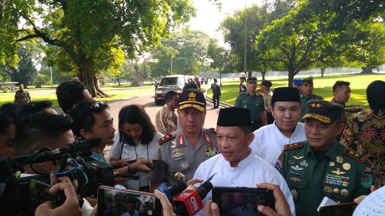 Densus 88 Sudah Menangkap 110 Terduga Teroris Bom Surabaya