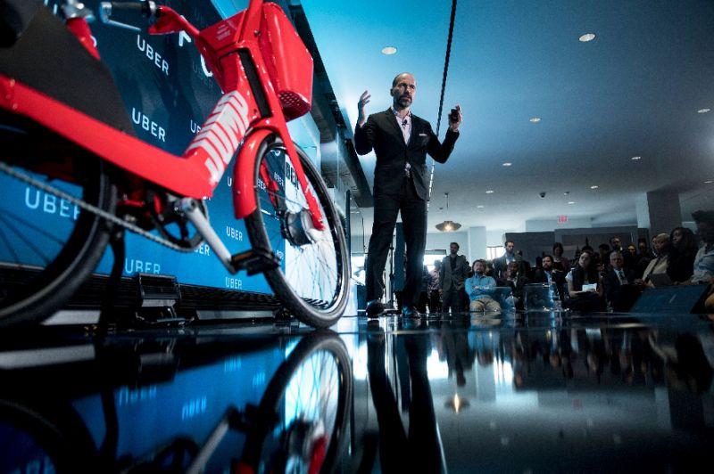 Uber Meluncurkan Layanan <i>Sharing</i> Sepeda di Seattle