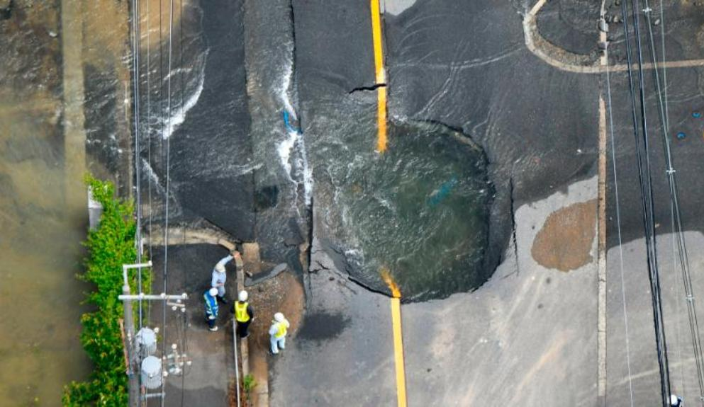 Gempa 6,1 SR Hantam Jepang, Tiga Orang Tewas