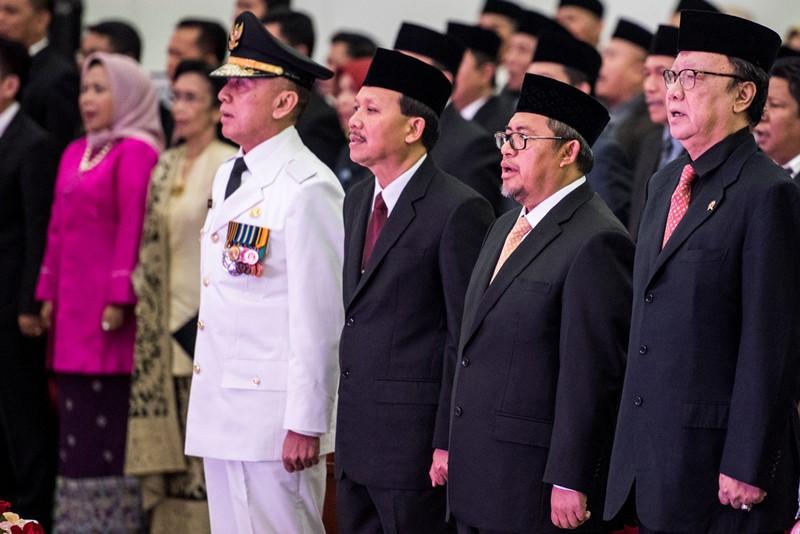 Pelantikan M. Iriawan Dinilai Mencederai Kredibilitas Pemerintah