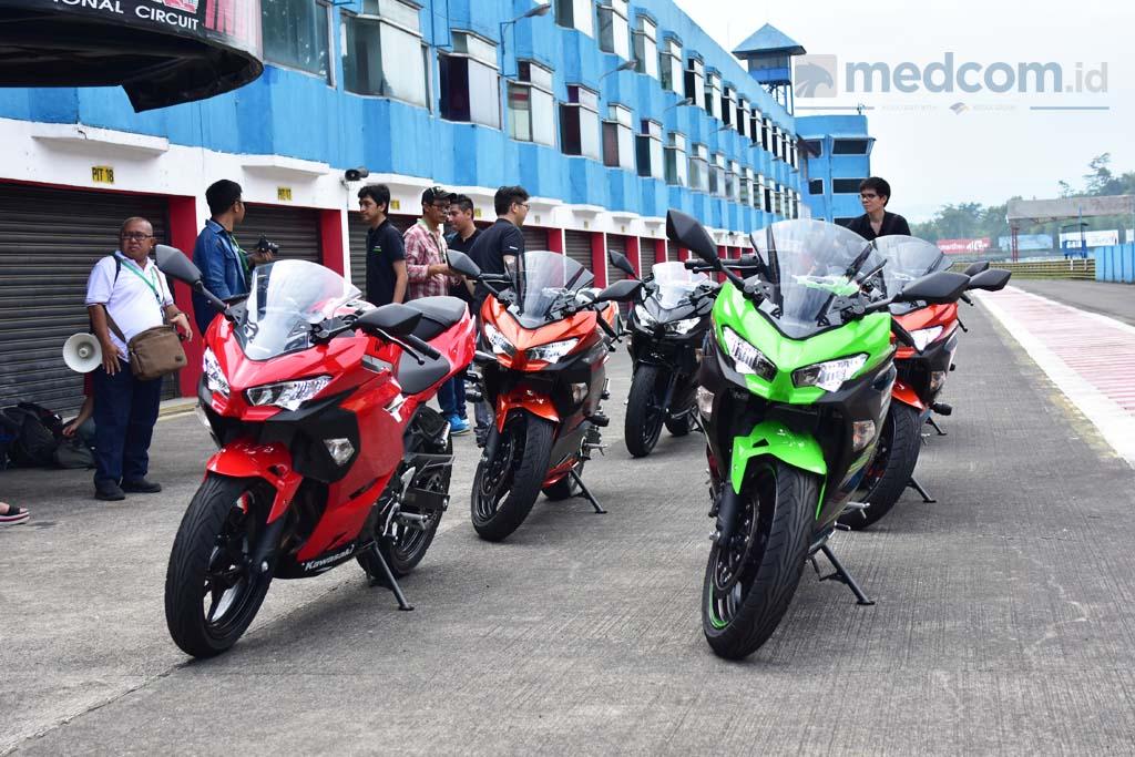 Penjualan Motor Sport 250cc Semakin Melempem