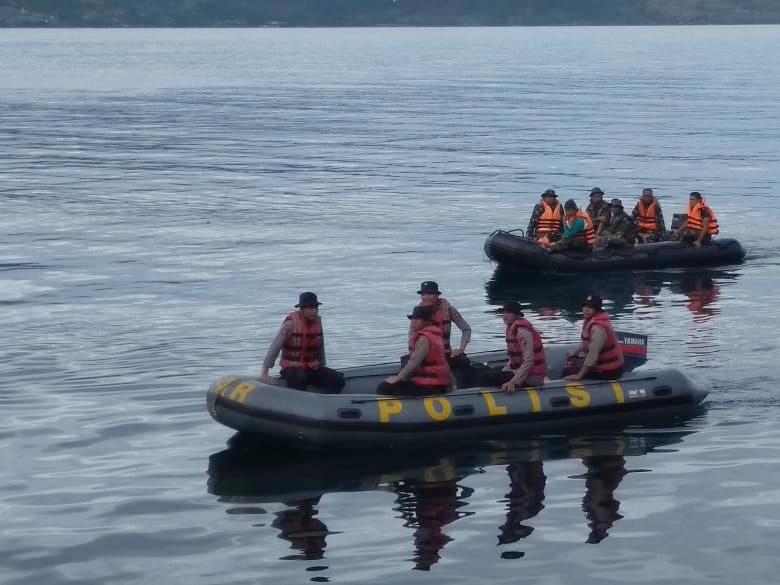 Dua Jenazah Korban Kapal Tenggelam di Toba Ditemukan