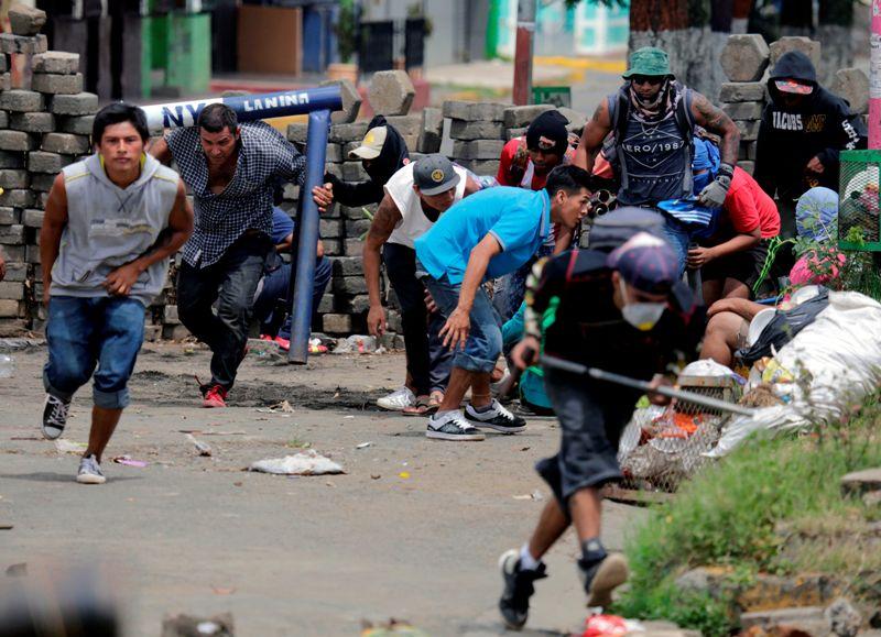 Dialog Mandek, Korban Tewas dalam Kekerasan Nikaragua Meningkat