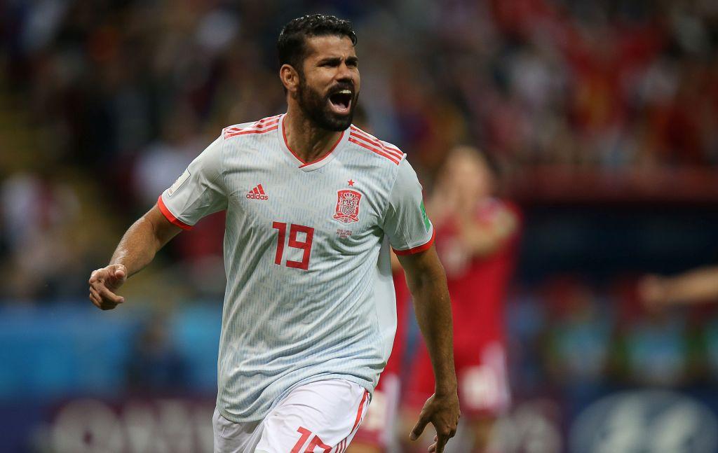 Costa: Gol Saya Memang Beruntung