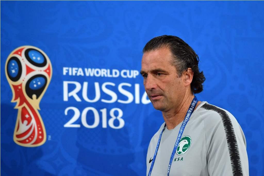 Tersingkir dari Piala Dunia, Pizzi Tetap Puji Penampilan Arab Saudi