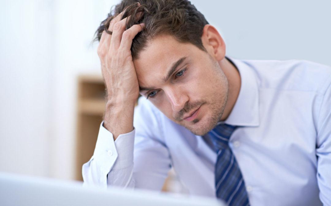 Stres Berpotensi Memicu Kebutaan