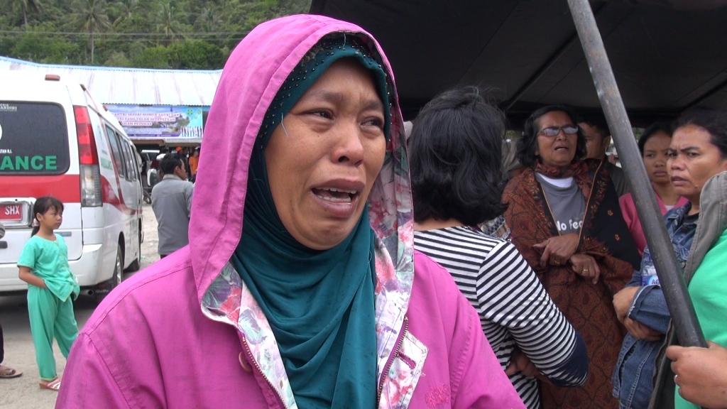Duka Dahniar, 17 Anggota Keluarga Tenggelam di Danau Toba