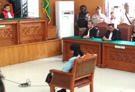 Aman Abdurrahman Divonis Hukuman Mati