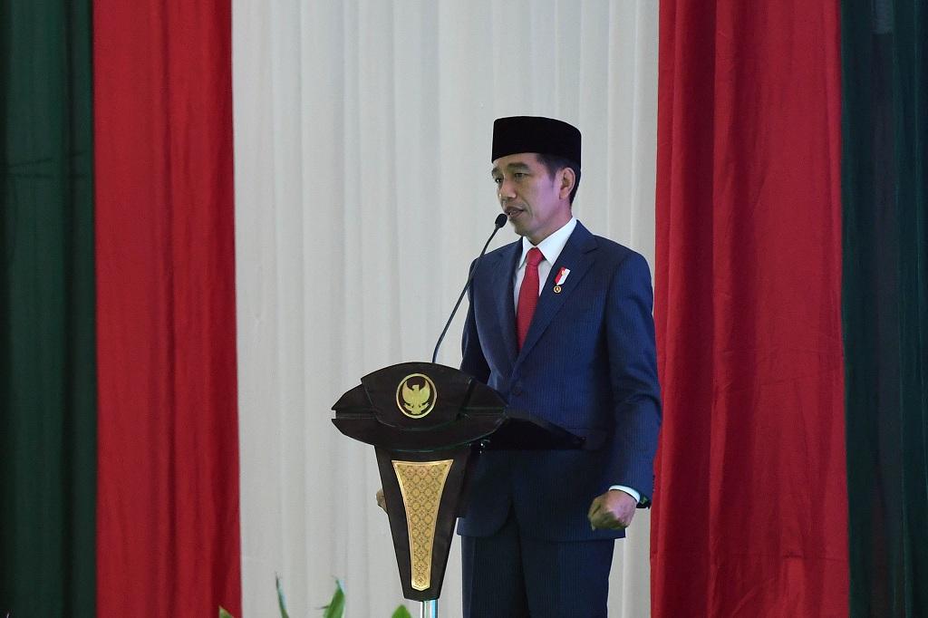 Presiden Luncurkan PPh Final UMKM 0,5 Persen di Surabaya