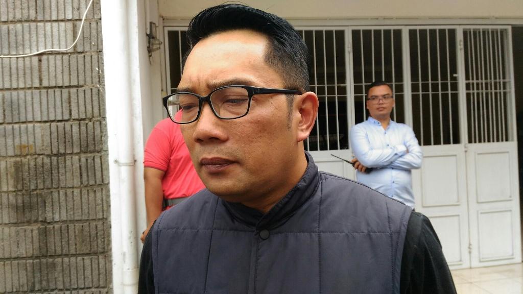 Ridwan Kamil Kecewa Sesi Tanya Jawab Debat Pilgub Ditiadakan