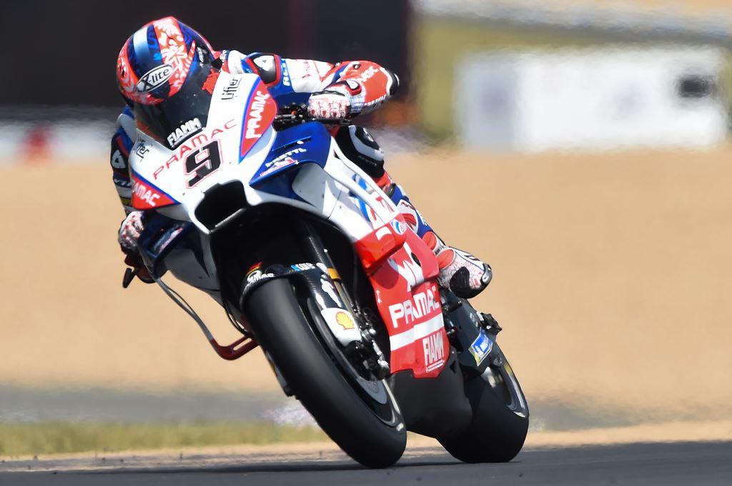 Petrucci Tolak Tawaran Ducati untuk 2020