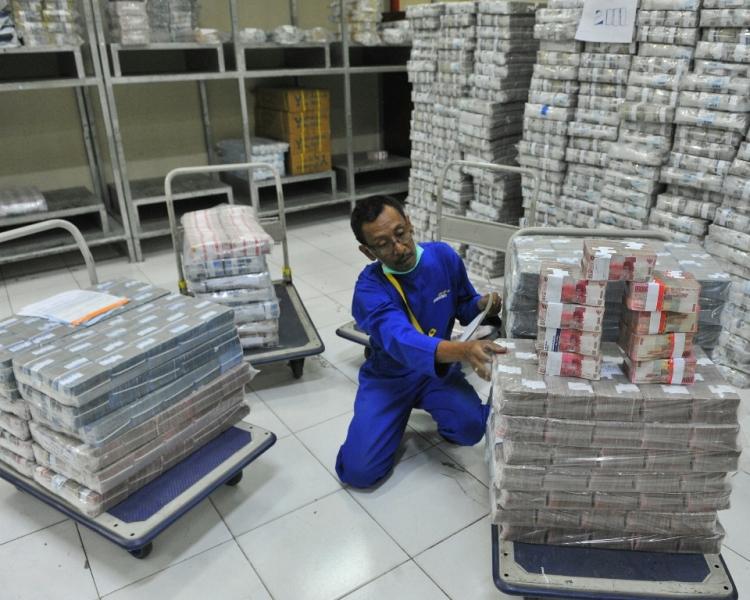 BI Catat Uang Keluar hingga Lebaran Rp191,3 Triliun