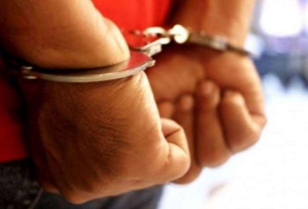 Selundupkan Sabu, PNS Mabes Polri Ditangkap