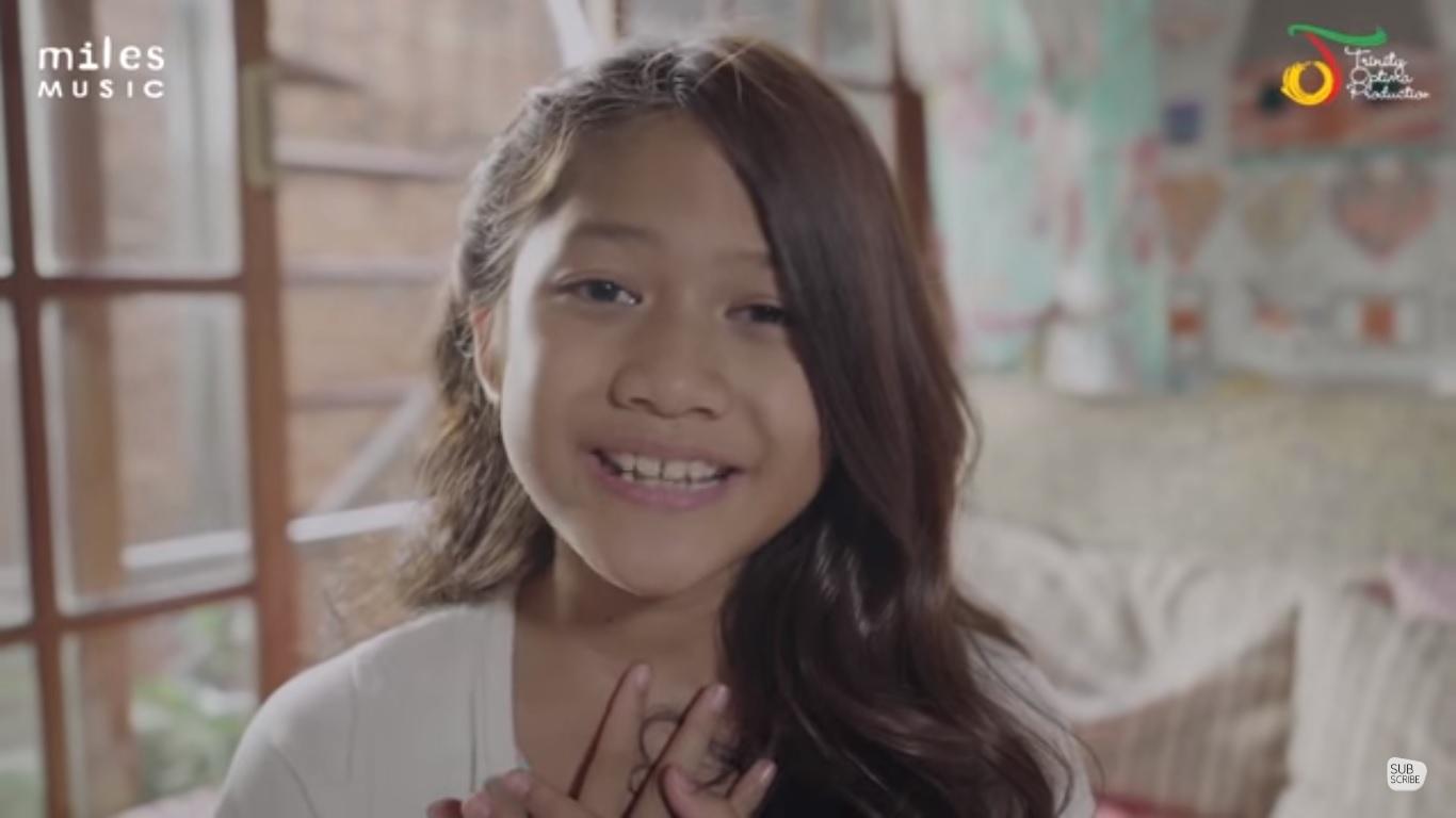 Maisha Kanna Bisa Jadi Idola Baru Anak-Anak Indonesia
