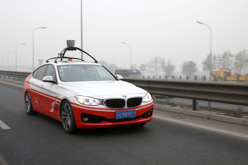 Baidu Mulai Uji Coba Mobil Otonom di Tiongkok