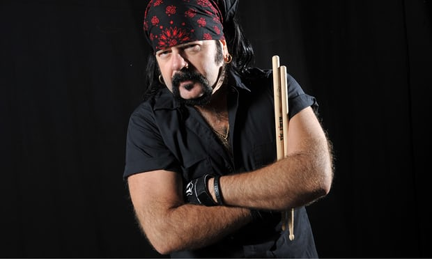 Vinnie Paul, Drummer Pantera dan Hellyeah Meninggal Dunia