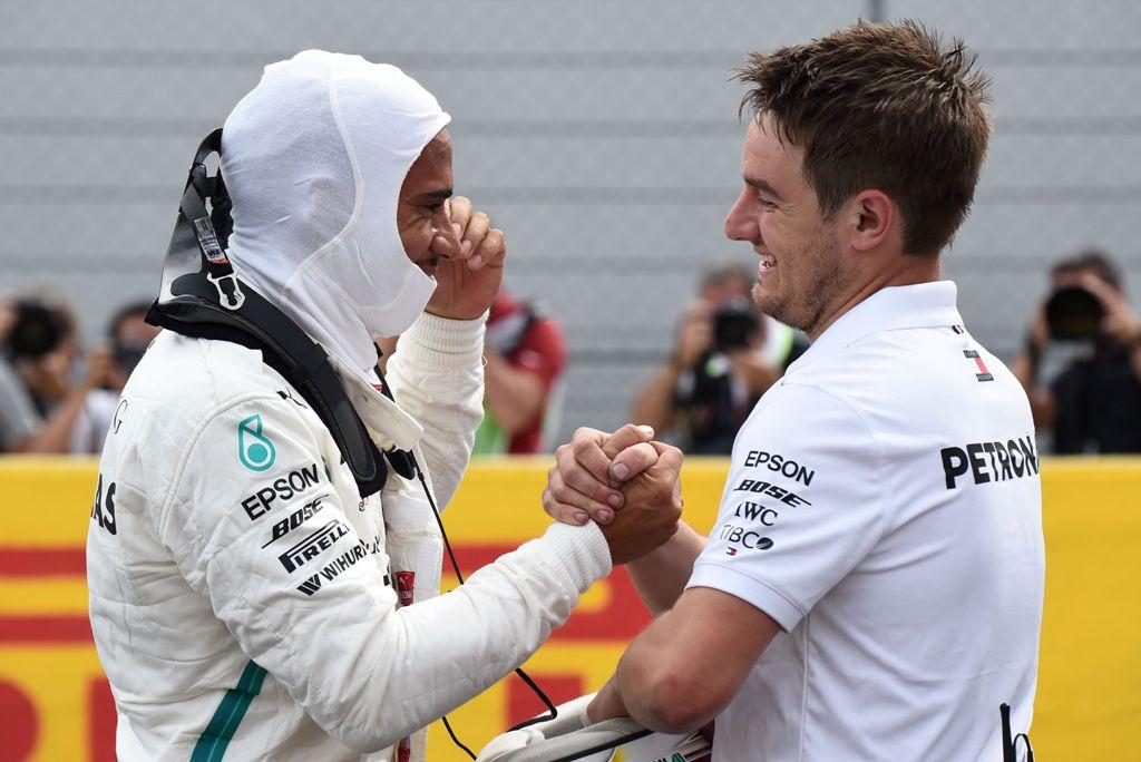 Tercepat di GP Prancis, Hamilton Geser Vettel dari Puncak Klasemen