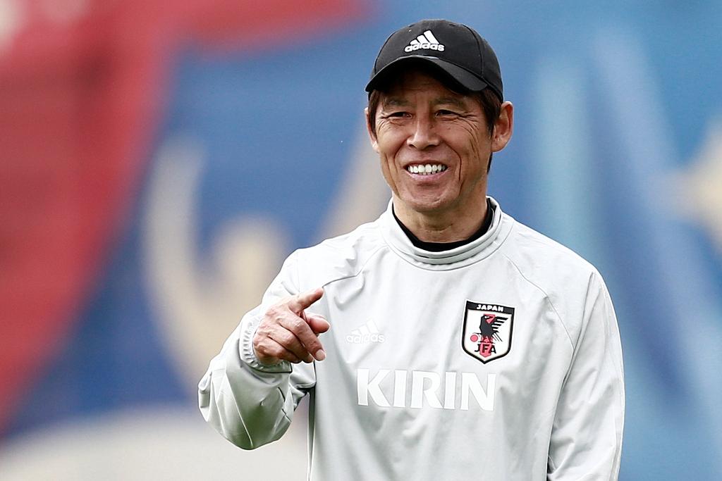 Kunci Sukses Jepang Menahan Imbang Senegal