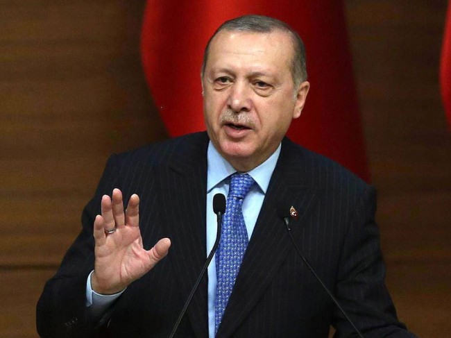 Erdogan Nyatakan Kemenangan di Pemilu Turki