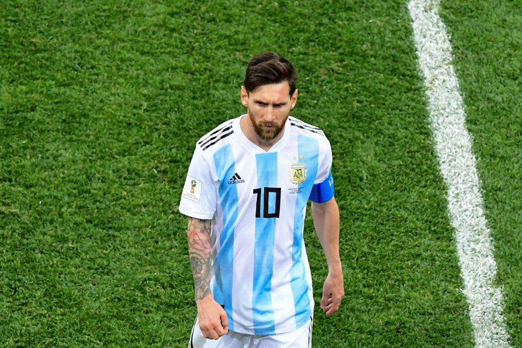 Mascherano Akui Messi Frustrasi