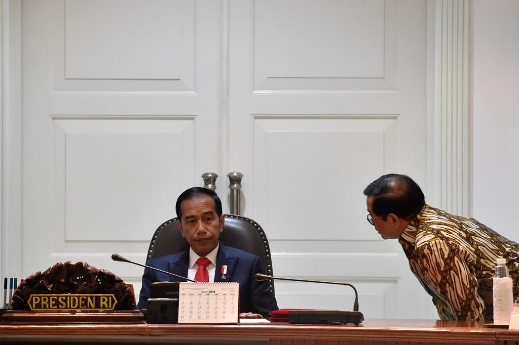Jokowi: Netralitas TNI, Polri, dan BIN Mutlak