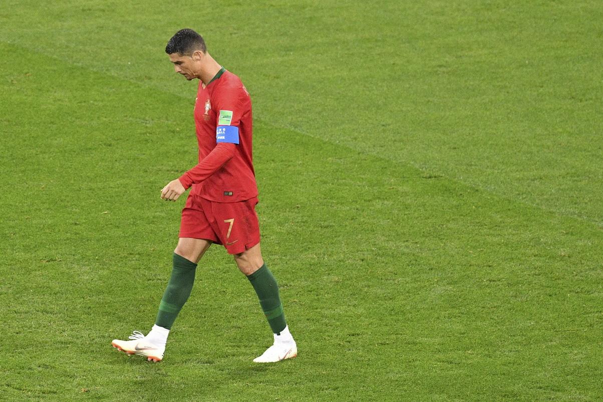 Rasa Frustrasi Ronaldo Dianggap Wajar oleh Pelatih Portugal