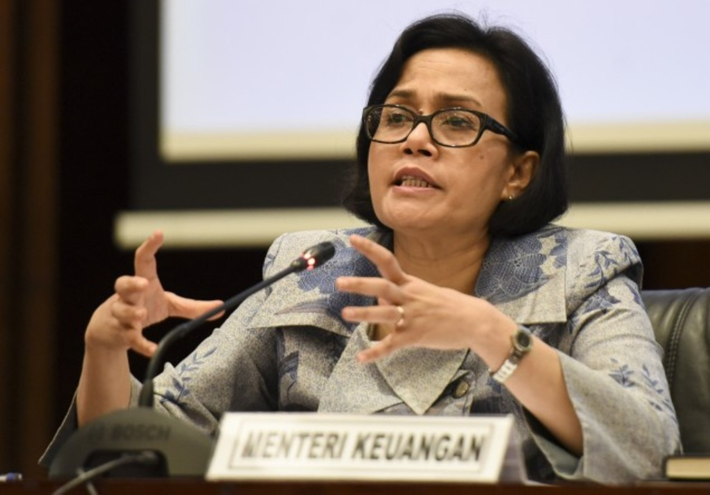 Pemerintah Tarik Utang Rp179,26 Triliun hingga Mei 2018
