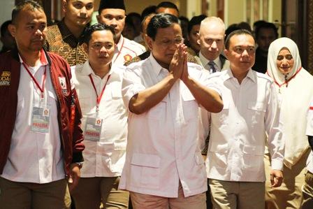 Penggalangan Dana Politik Prabowo Diklaim Menyelamatkan Demokrasi