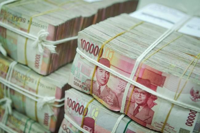 Rupiah Mencapai Rp14.179/USD
