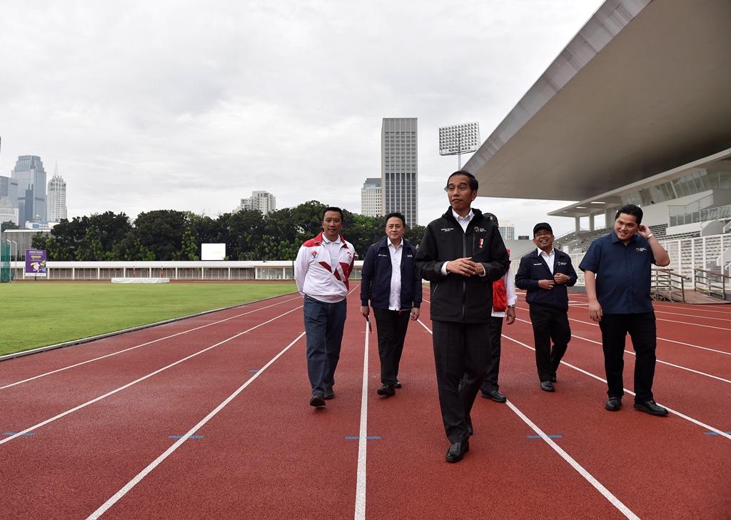 19 Ribu Atlet Konfirmasi Ikut Asian Games 2018