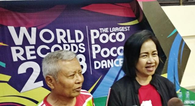 Indonesia Siap Cetak Rekor Dunia Poco-poco