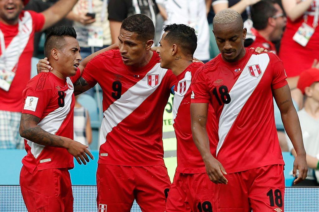 Australia Dikalahkan Peru, Asia Sisakan Jepang dan Korsel di Piala Dunia 2018
