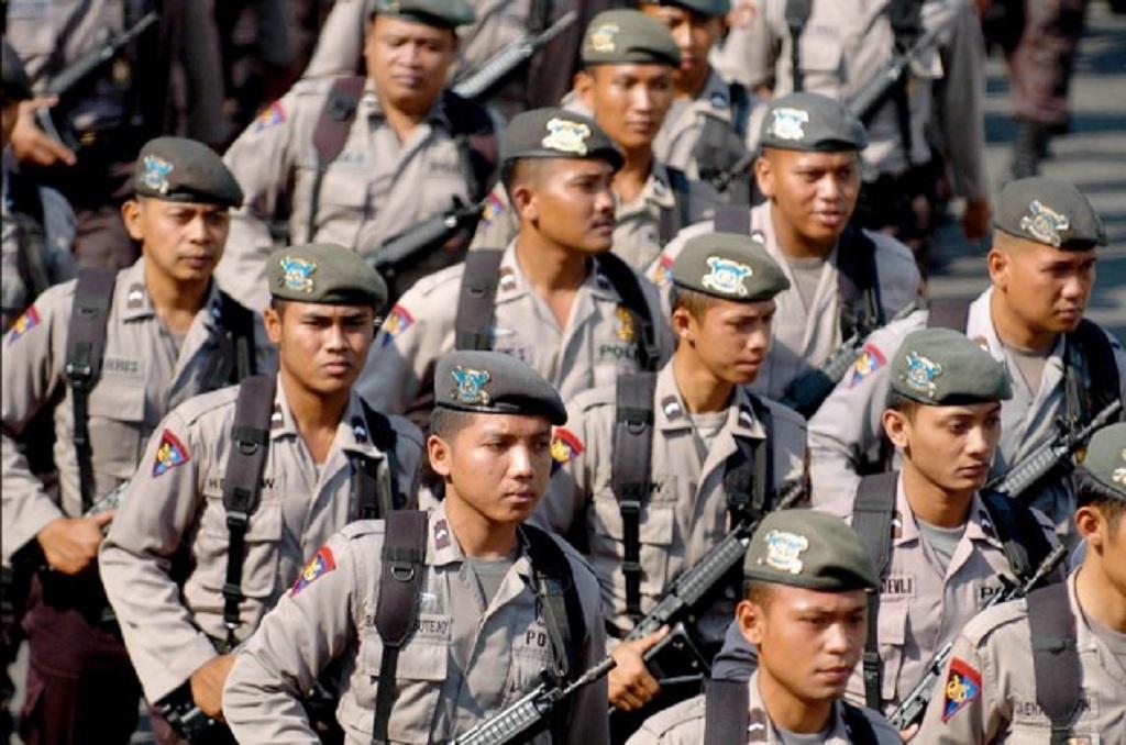 Polri Kerahkan 18 Ribu Personel Kawal Pilkada Papua